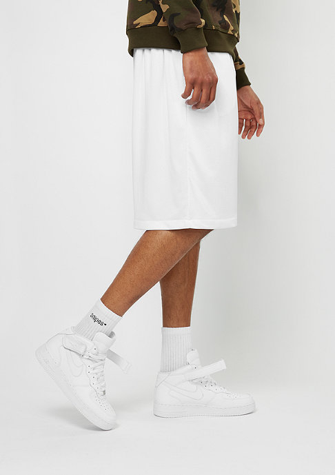SNIPES Basic Mesh white
