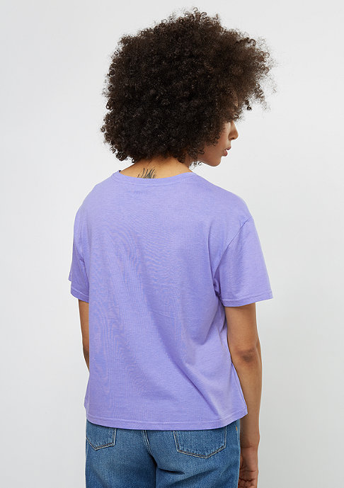SNIPES Cropped Block deep periwinkle