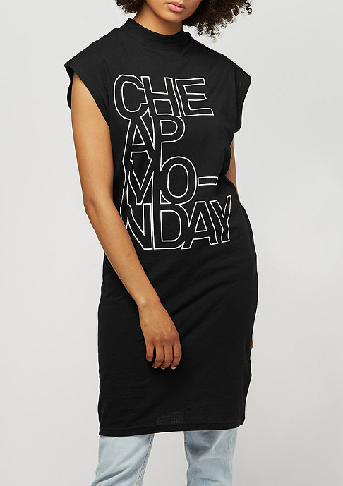 Cheap Monday Capsule Concrete Logo black