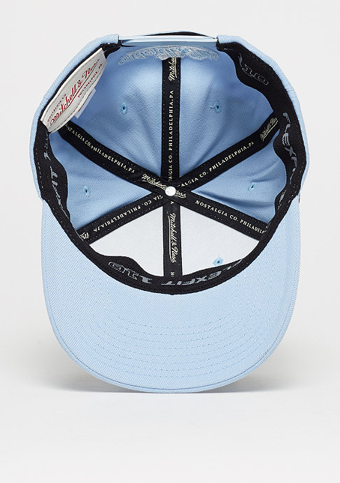 Mitchell & Ness Tonal Logo High Crown 110 sky blue