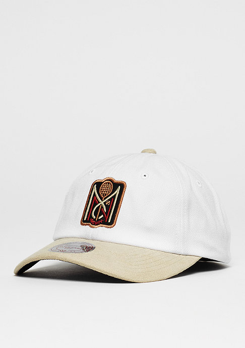 Mitchell & Ness Tennis Logo white/cream