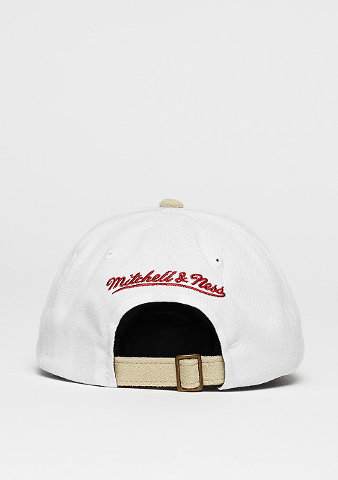 Mitchell & Ness Tennis Logo white/cream