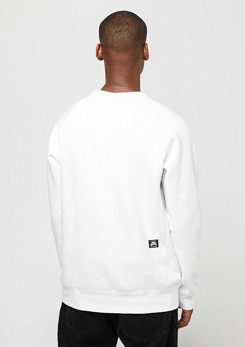NIKE SB Icon GFX white/black