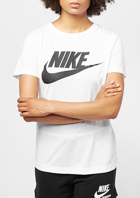 NIKE Essential white/white/black