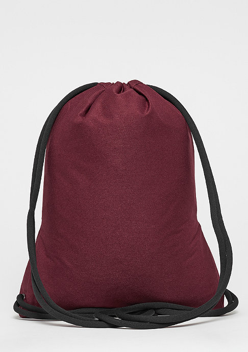 NIKE Tech Gymsack dark team red/black/black