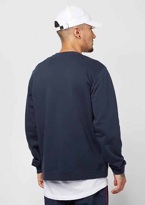 NIKE Sportswear Crew obsidian/white
