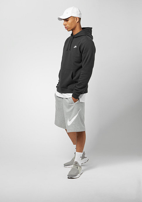 NIKE Sportswear dark grey heather/white