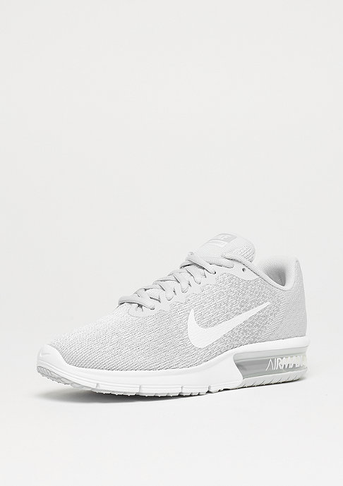 NIKE Running Wmns Air Max Sequent 2 pure platinum/white/wolf grey