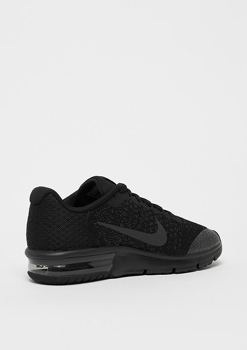 NIKE Running Air Max Sequent 2 (GS) black/black/anthracite