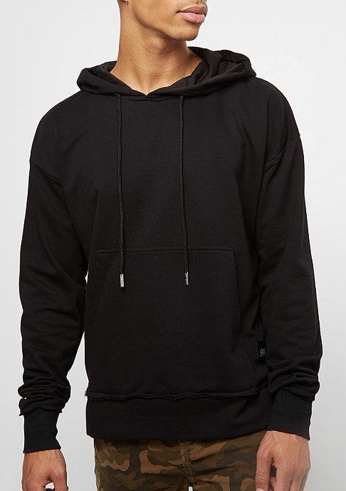 Sixth June Hooded-Sweatshirt Drop Shoulder black