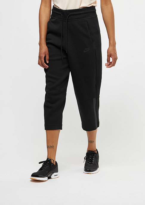 NIKE Tech Fleece Pant SNKR black/black