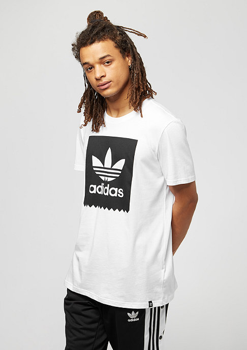 adidas Solid white