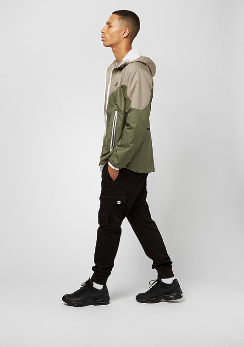 NIKE Packable khaki/medium olive/white