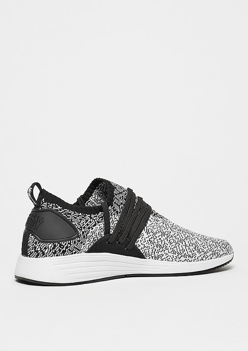 Project Delray WAVEY black/white knit