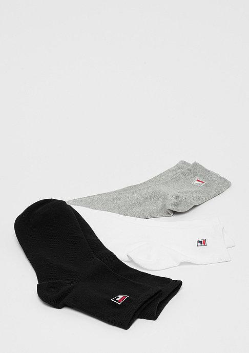 Fila Unisex Street Socks 3-Pack classic