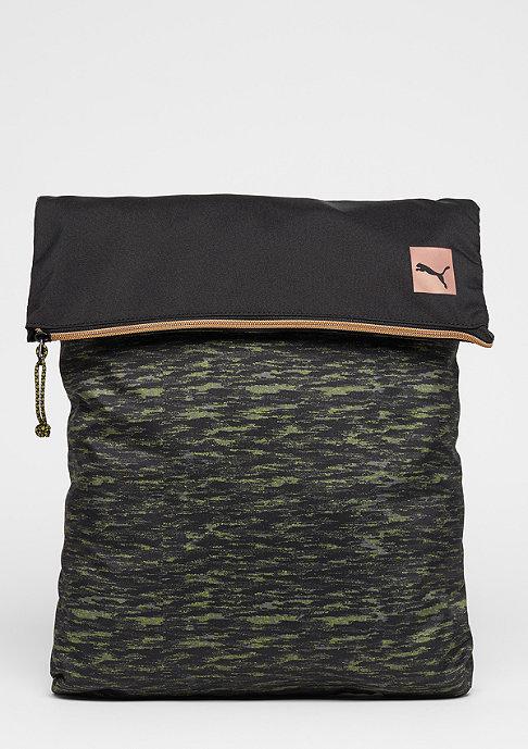 Puma Prime Street Backpack Puma black/avocado velvet