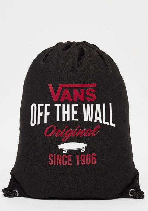 VANS Benched Novelty Bag black/racing red