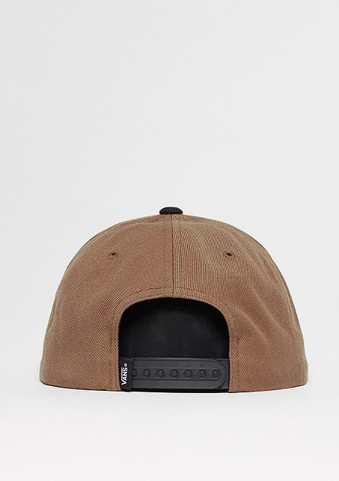 VANS Classic Patch toffee/black