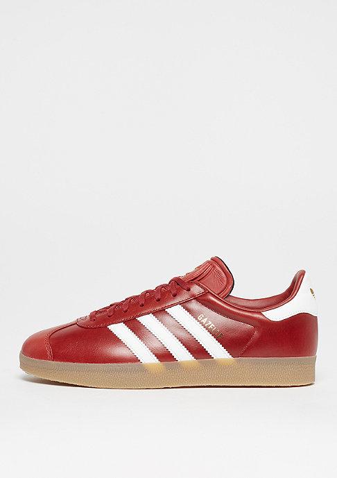 adidas Gazelle mystery red