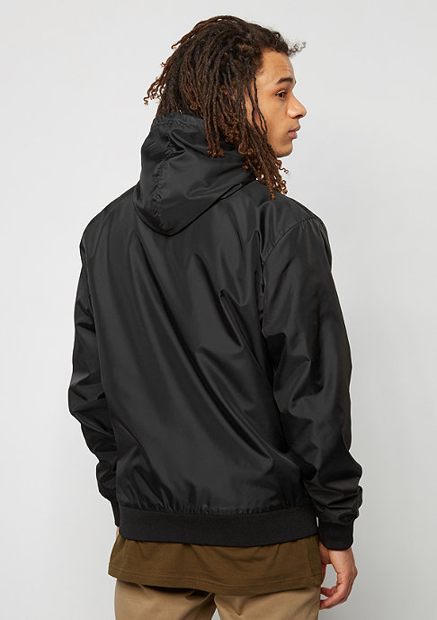 Urban Classics Übergangsjacke Windbreaker black
