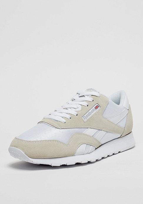 Reebok Classic Leather Nylon white