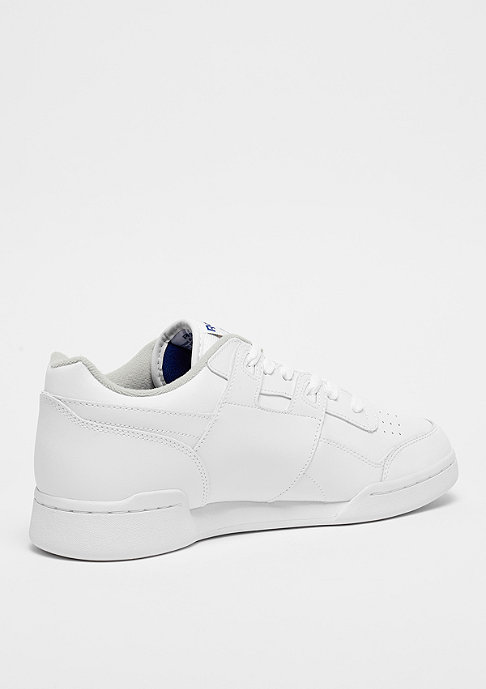 Reebok WORKOUT PLUS white