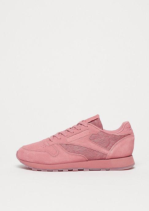 Reebok CL LTHR Lace  pink