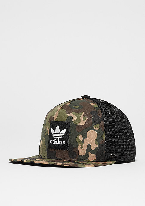 adidas Skateboarding Camotrucker multicolor