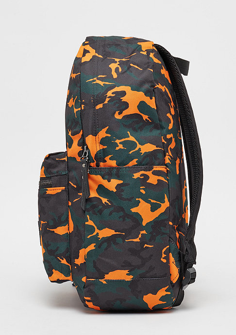Criminal Damage Bag Dazzle orange/camo