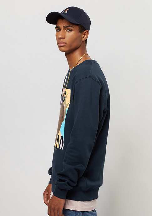Cayler & Sons WL Crewneck A Dream navy