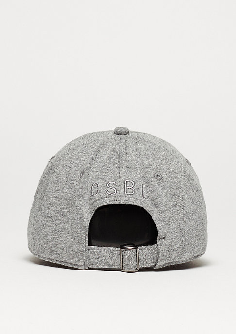 Cayler & Sons Curved Cap Oath grey/heather