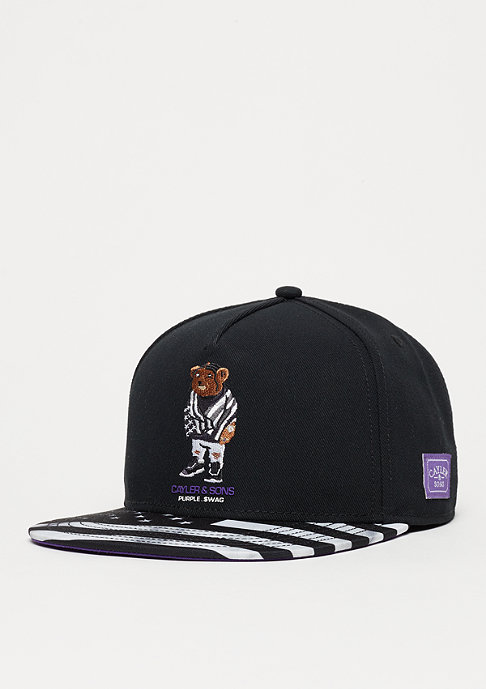 Cayler & Sons WL Purple Swag black