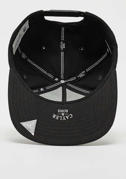 Cayler & Sons WL Cap 8th Day black
