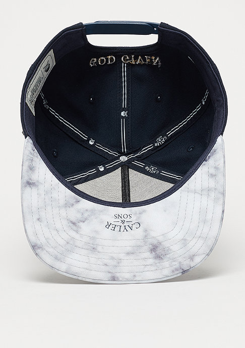 Cayler & Sons WL Cap God Given navy