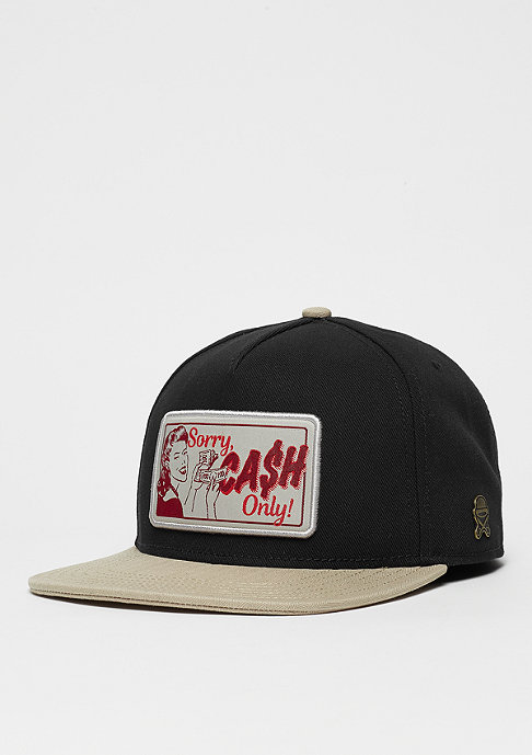 Cayler & Sons CL Cap Cash Only black