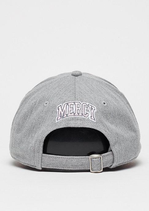 Cayler & Sons WL Curved Cap Mercy grey/heather