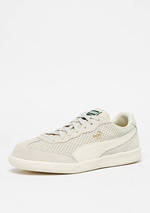 Puma Liga Suede Perf birch-whisper/white-puma team gold