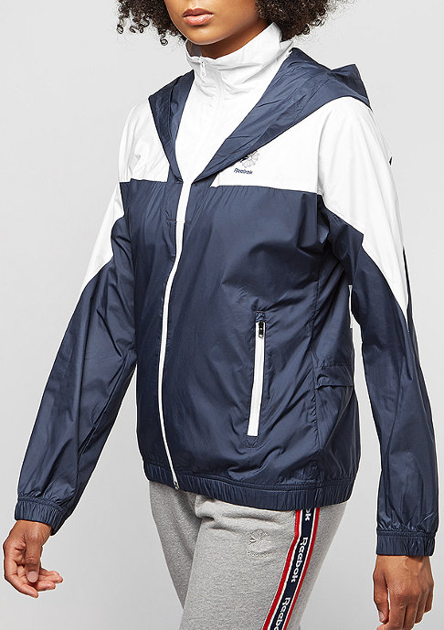 Reebok Windbreaker collegiate navy