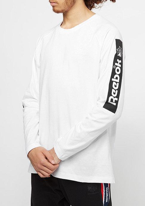 Reebok GR Longsleeve white