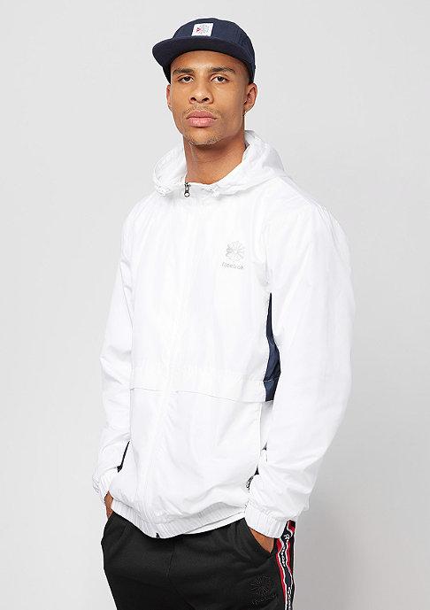 Reebok Windbreaker white