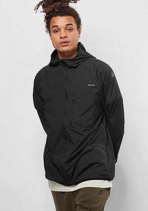 Converse Blur Nylon Jacket black