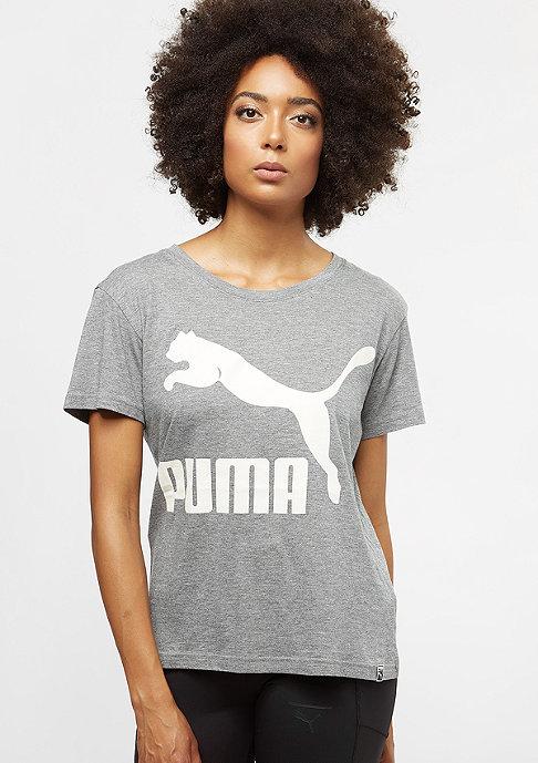 Puma Archive Logo medium grey heather
