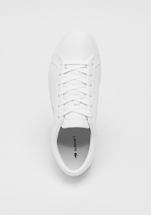 Lacoste Straightset Lace 317 3 CAW white