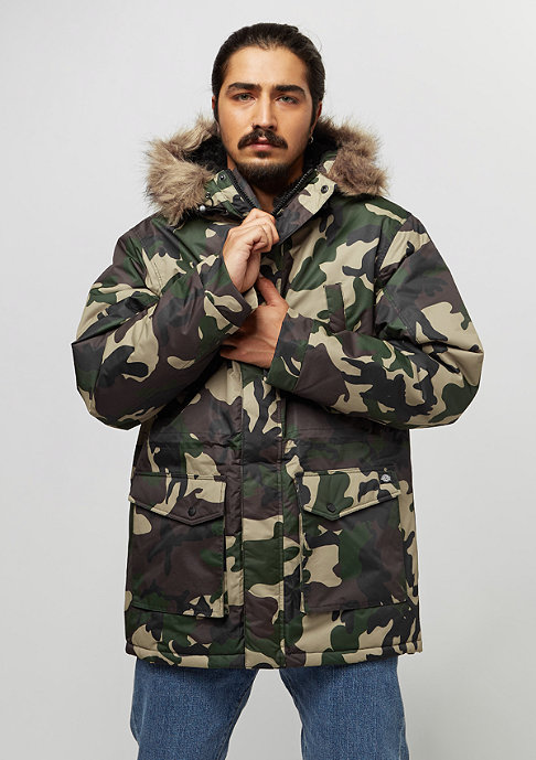 Dickies Curtis camouflage