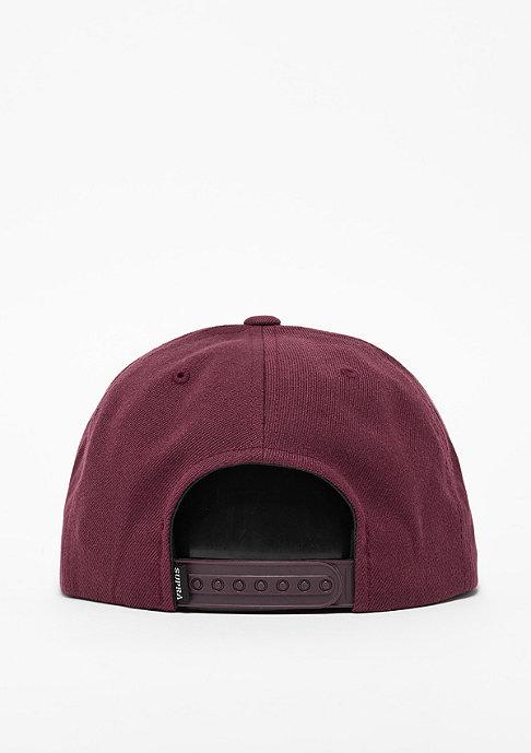 Supra Icon grey burgundy