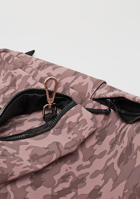 Criminal Damage CD Bag Disrupt pink/camo