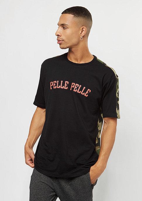 Pelle Pelle Double Trouble Camo T-Shirt S/S woodland