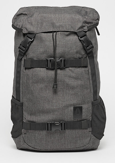 Nixon Landlock SE II charcoal heather