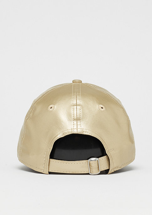 New Era Metallic PU 940 gold