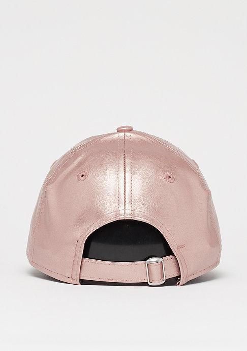 New Era Metallic PU 940 pink/gold
